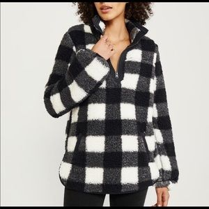 Abercrombie and Fitch Essential A&F Sherpa